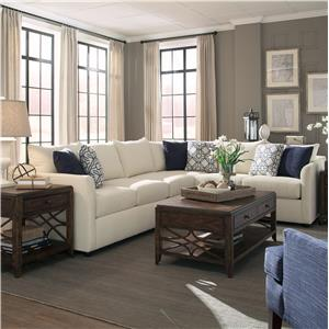 Trisha Yearwood Home Atlanta Sectional Sofa