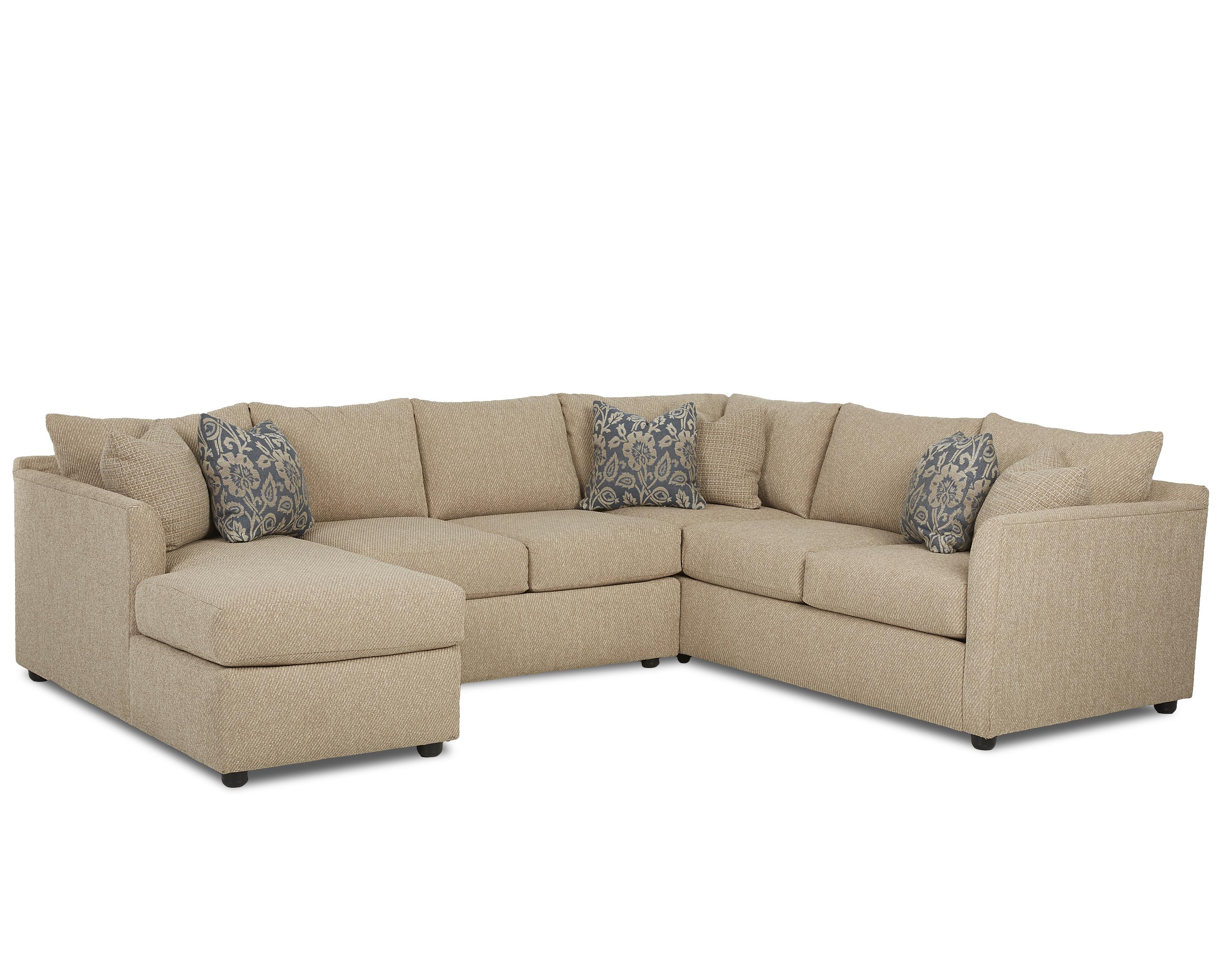 Trisha yearwood home collection by klaussner atlanta for Sofa chaise 1 lugar