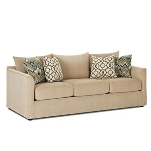 Sleeper Sofa w/ Enso MemoryFoam Mattress