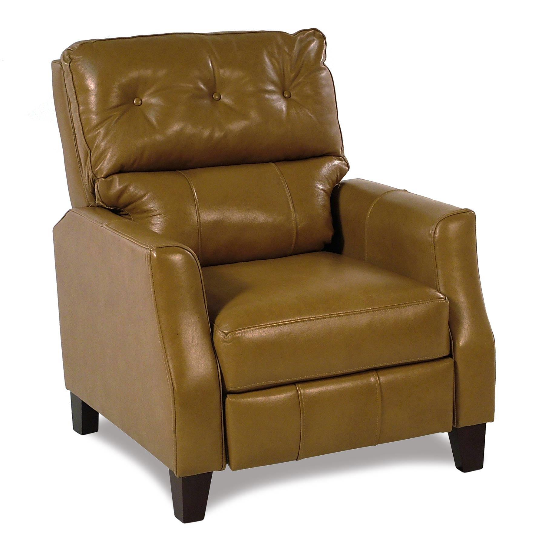 Trisha Yearwood Home Collection by Klaussner Twilight Leather Power Hi-Leg Recliner - Item Number: LV51708-PHLRC