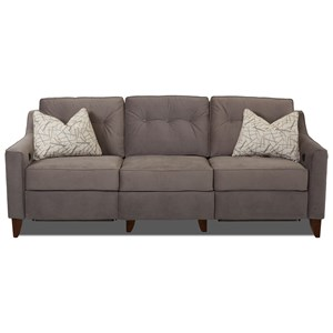 Trisha Yearwood Home Audrina Power Reclining Sofa