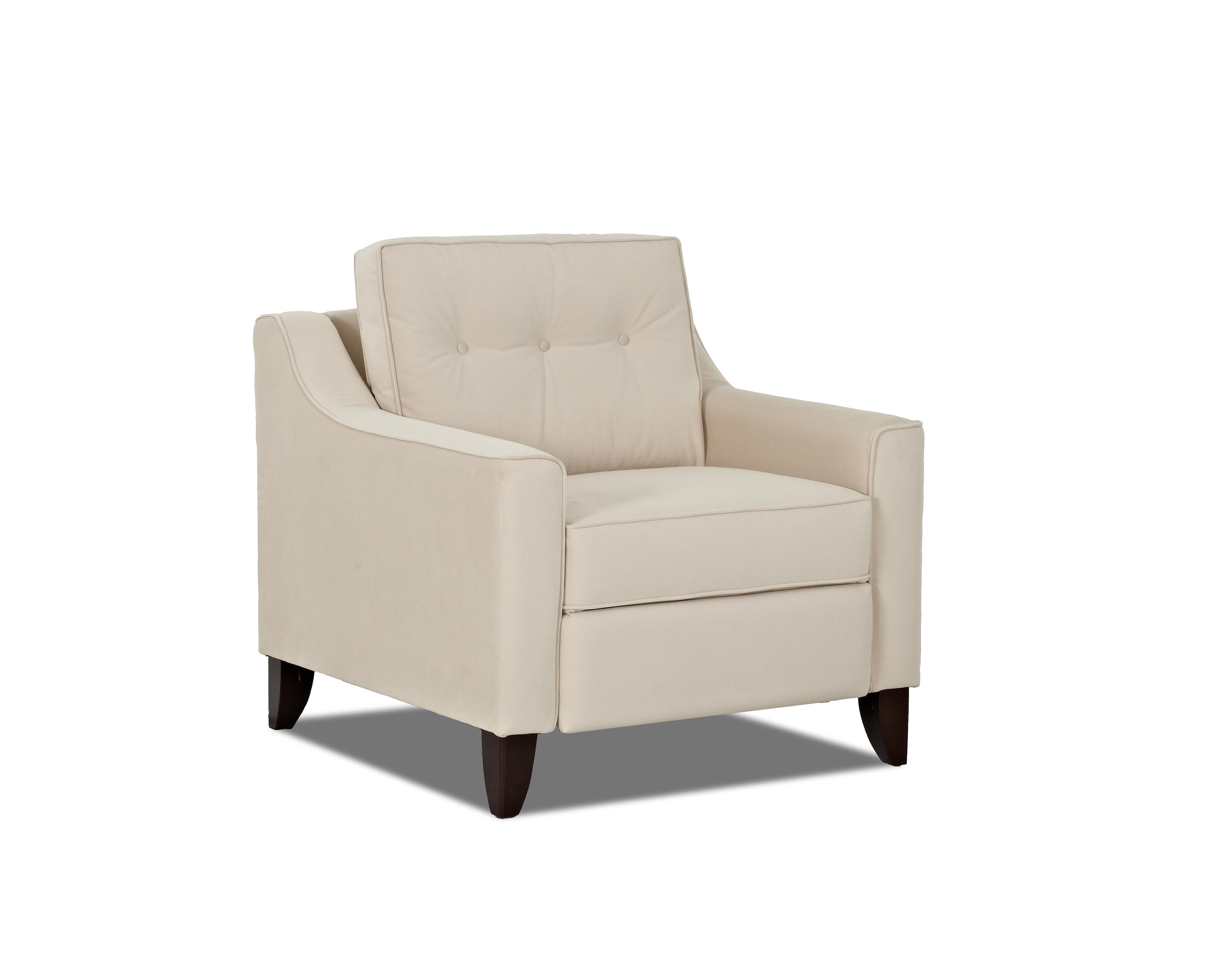 Audrina Power Reclining Chair by Klaussner at Northeast Factory Direct