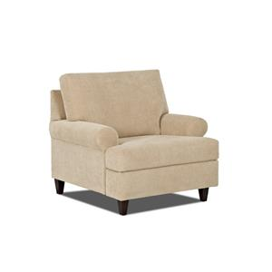 Trisha Yearwood Home Collection by Klaussner Beth  Power Reclining Chair