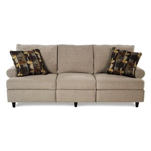 Trisha Yearwood Home Collection by Klaussner Birchwood Reclining Sofa