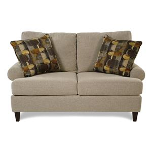 Trisha Yearwood Home Collection by Klaussner Birchwood Loveseat