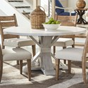 Trisha Yearwood Home Collection by Klaussner Coming Home Get Together Dining Table - Item Number: 926-030