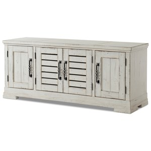 Trisha Yearwood Home Collection by Klaussner Coming Home Captivate Console
