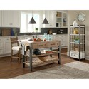 Trisha Yearwood Home Collection by Klaussner Coming Home Show & Tell Etagere