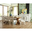 Trisha Yearwood Home Collection by Klaussner Coming Home Gathering Dining Side Chair