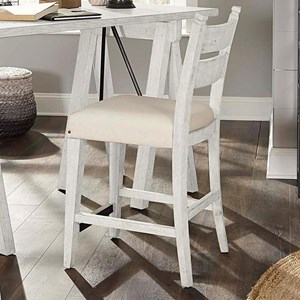Trisha Yearwood Home Collection by Klaussner Coming Home Kinship Counter Height Stool