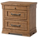Trisha Yearwood Home Collection by Klaussner Coming Home Cozy Nightstand - Item Number: 927-670