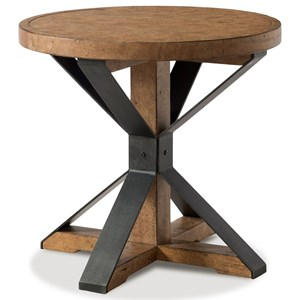 Trisha Yearwood Home Collection by Klaussner Coming Home Friendship End Table