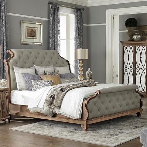 Honeysuckle King Bed