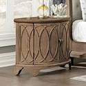 Trisha Yearwood Home Collection by Klaussner Jasper County Julianne Accent Chest - Item Number: 791-340 ACCT