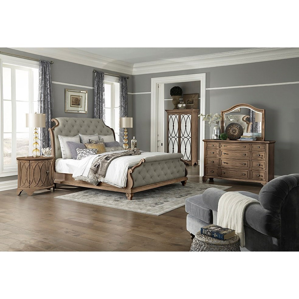 Tv Bedroom Furniture: Trisha Yearwood Home Collection By Klaussner Jasper County