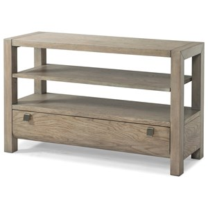 "Trisha Yearwood Home Collection by Klaussner Music City ""Everybody Knows"" One Drawer Sofa Table"