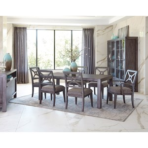 Trisha Yearwood Home Collection by Klaussner Music City Dining Room Group
