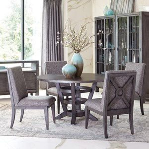 Trisha Yearwood Home Collection by Klaussner Music City 5 Pc Dining Set