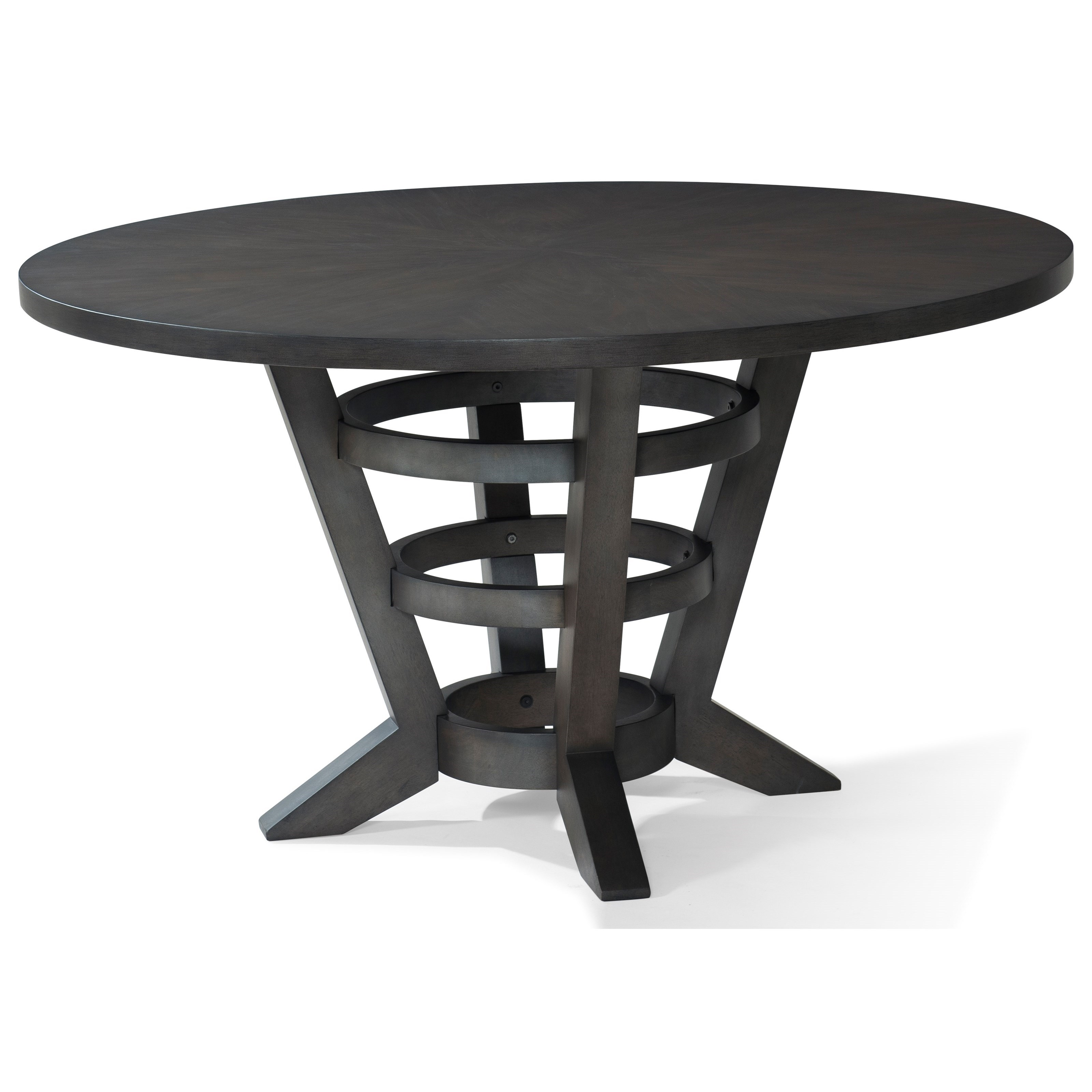 """Trisha Yearwood Home Collection by Klaussner Music City """"Hello I'm Gone"""" Dining Room Table - Item Number: 925-054 DRT"""
