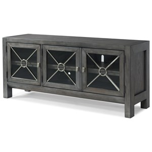 "Trisha Yearwood Home Collection by Klaussner Music City ""Real Live Woman"" TV Stand"