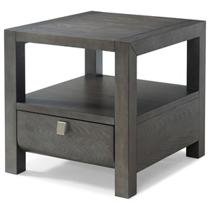 "Trisha Yearwood Home Collection by Klaussner Music City ""Everybody Knows"" One Drawer End Table"