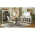 Trisha Yearwood Home Collection by Klaussner Nashville Casual Dining Room Group - Item Number: 749 Dining Room Group 1