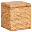 Trisha Yearwood Home Collection by Klaussner Nashville Block Party Rolling Cube - Item Number: 749-920 STOOL