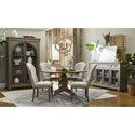 Trisha Yearwood Home Collection by Klaussner Nashville Casual Dining Room Group - Item Number: 750 Dining Room Group 1