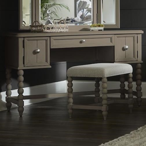 Nashville Broadway Vanity by Trisha Yearwood Home Collection by Klaussner at Johnny Janosik