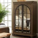 Trisha Yearwood Home Collection by Klaussner Nashville Ryman Armoire - Item Number: 750-690 TVAR