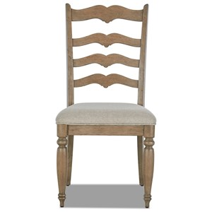 Concord Ladderback Side Chair