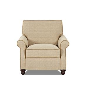 Trisha Yearwood Home Collection by Klaussner Tifton Power Reclining Chair