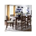 Trisha Yearwood Home Collection by Klaussner Trisha Yearwood Home 6 PC Casual Dining Set - Item Number: 491292024