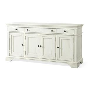 Trisha Yearwood Home Collection by Klaussner Trisha Yearwood Home Prizefighter Entertainment Console