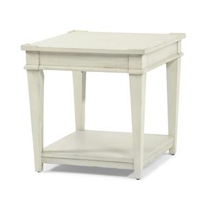 Trisha Yearwood Home Collection by Klaussner Trisha Yearwood Home End Table