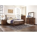 Trisha Yearwood Home Collection by Klaussner Trisha Yearwood Home Queen Bedroom Group - Item Number: 920 Q Bedroom 3