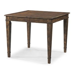 Trisha Yearwood Home Collection by Klaussner Trisha Yearwood Home Southern Kitchen Counter Height Table
