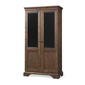 Trisha Yearwood Home Collection by Klaussner Trisha Yearwood Home Walk Away Joe Storage Cabinet