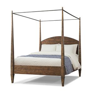 Trisha Yearwood Home Collection by Klaussner Trisha Yearwood Home Jasper Queen Canopy Bed