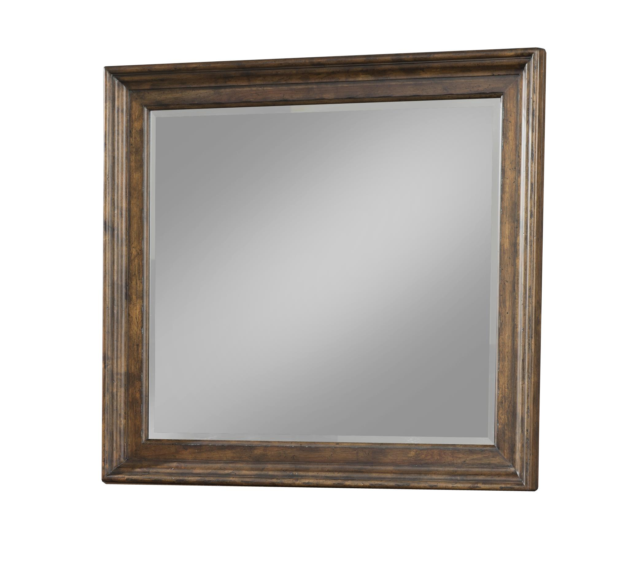 Trisha Yearwood Home Collection by Klaussner Trisha Yearwood Home Mirror Mirror Landscape Mirror - Item Number: 920-660 MIRR