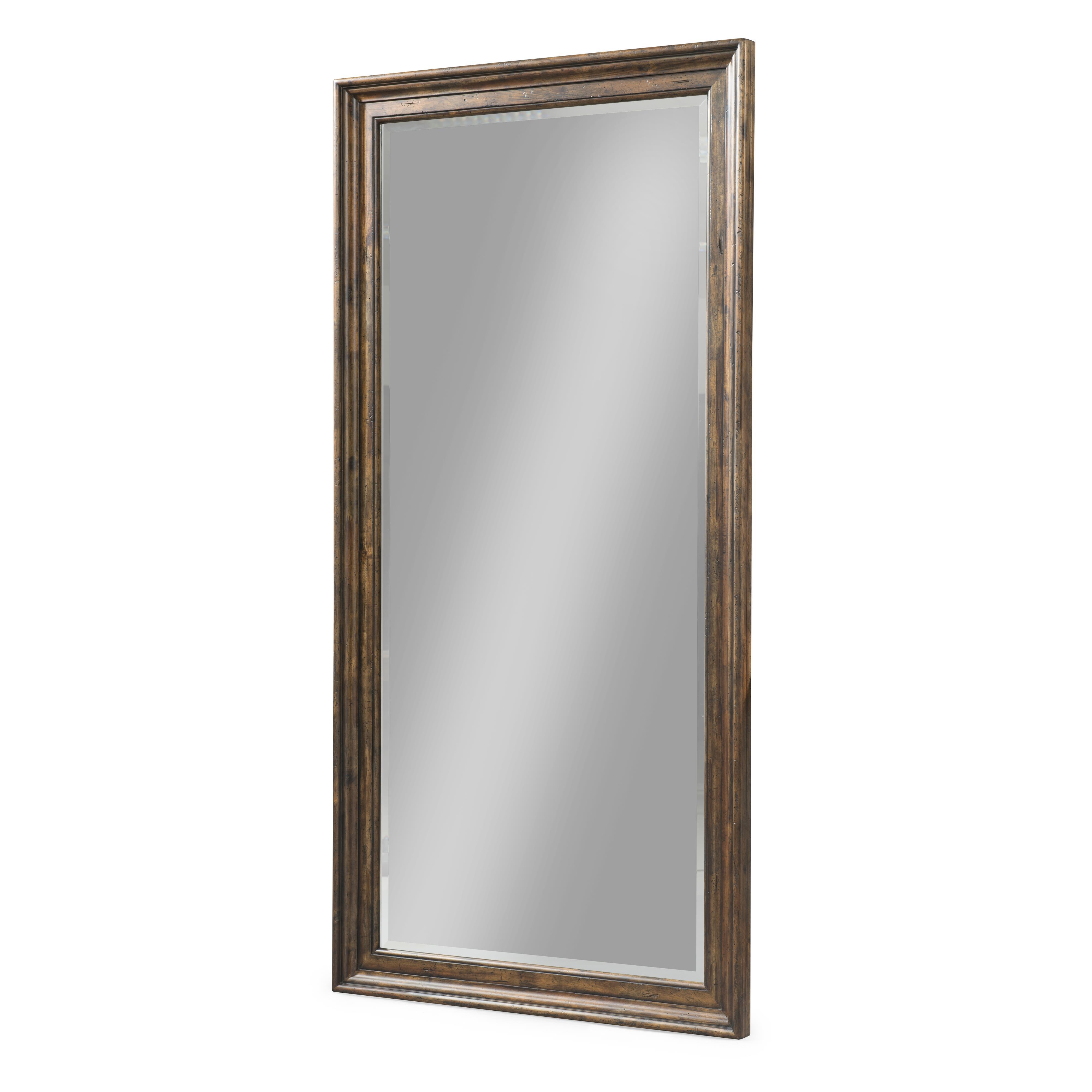 In My Reflection Floor Mirror
