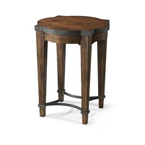 Trisha Yearwood Home Collection by Klaussner Trisha Yearwood Home Ginko Chairside Table