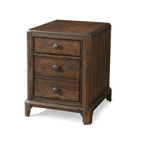 Trisha Yearwood Home Collection by Klaussner Trisha Yearwood Home Georgia Rain Drawer Chairside Table