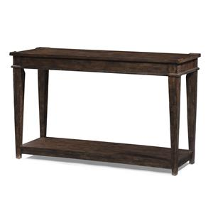 Trisha Yearwood Home Collection by Klaussner Trisha Yearwood Home Sofa Table