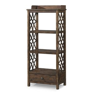 Klaussner Trisha Yearwood Home Honeysuckle Etagere