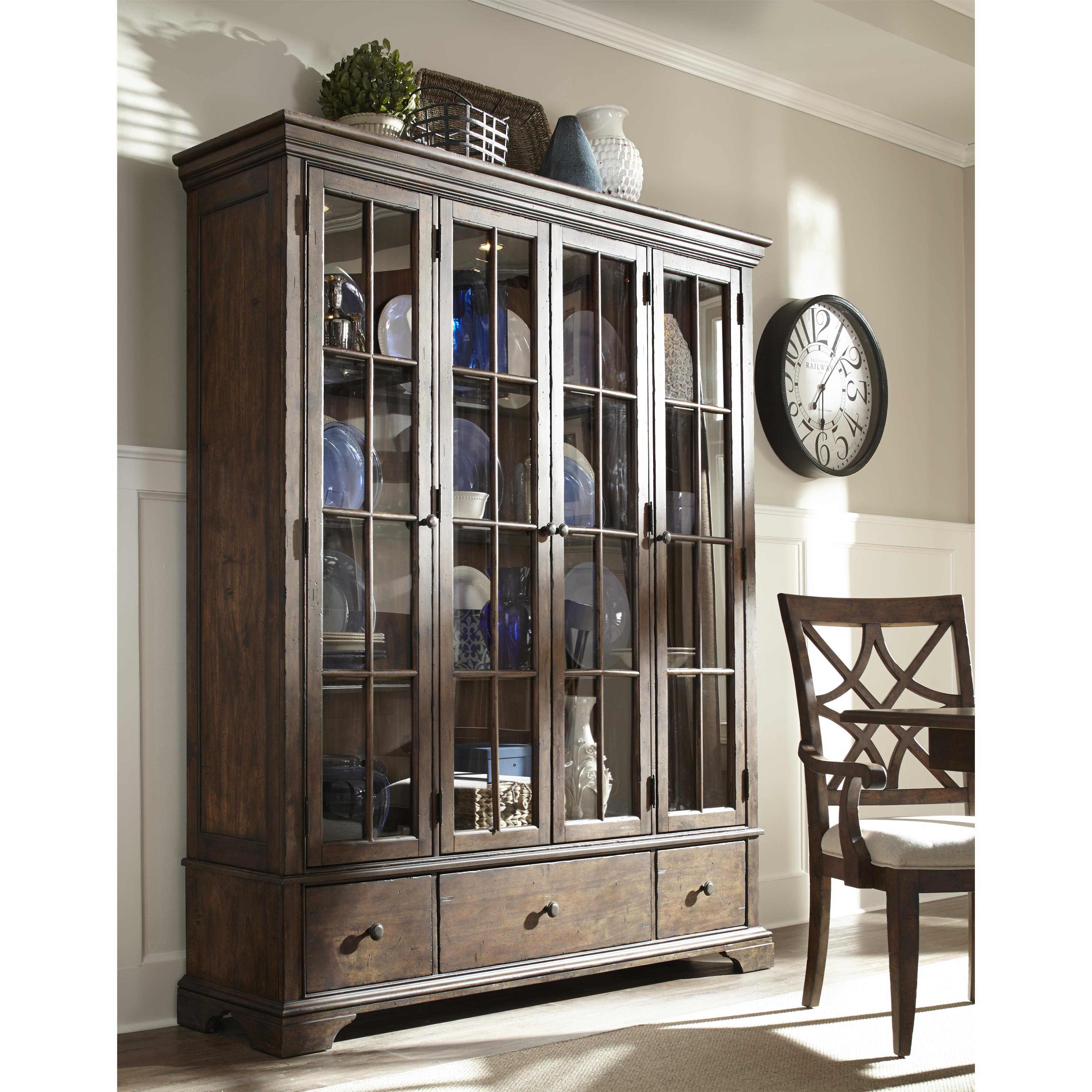 Klaussner Trisha Yearwood Home Monticello Curio