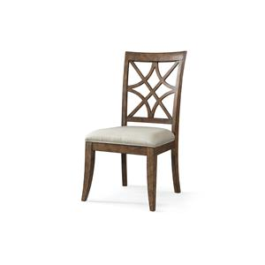 Trisha Yearwood Home Collection by Klaussner Trisha Yearwood Home Nashville Special Order Side Chair