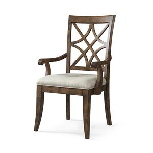 Trisha Yearwood Home Collection by Klaussner Trisha Yearwood Home Nashville Arm Chair