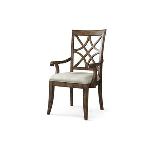 Trisha Yearwood Home Collection by Klaussner Trisha Yearwood Home Nashville Special Order Arm Chair