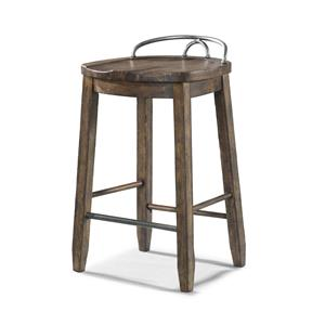 Trisha Yearwood Home Trisha Yearwood Home Cowboy Saddle Stool